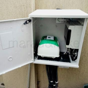 ML10 автономна каналізація для 7-10 осіб 6