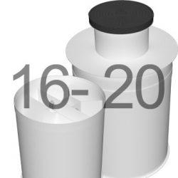 ML20 автономна каналізація для 16-20 осіб